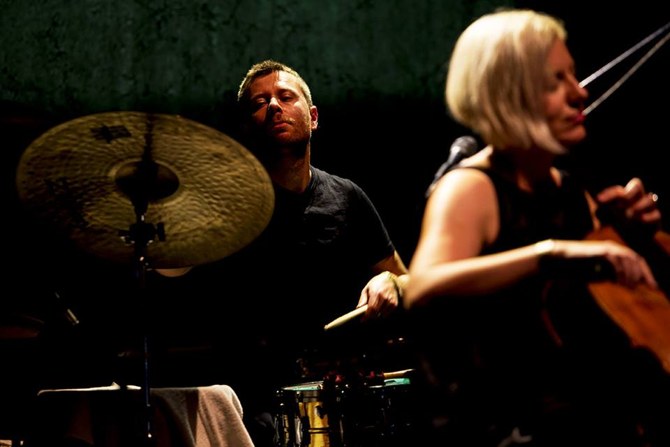 Koncert v Jazz Docku